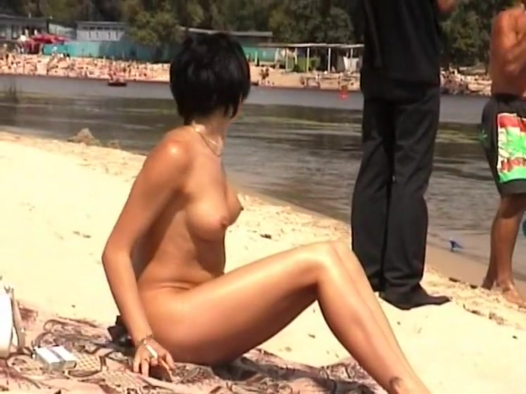 Fabulous Homemade video with Outdoor, Nudism scenes