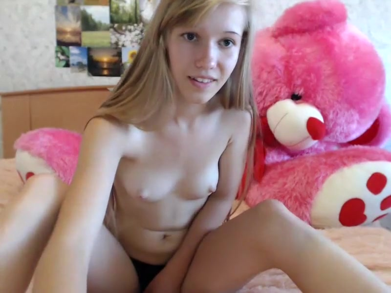 exotic homemade recording with small tits, solo scenes