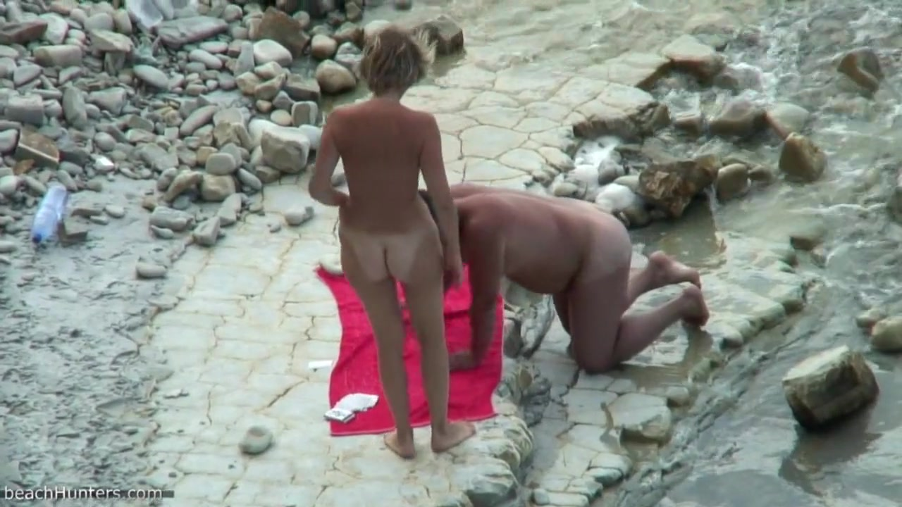 Hottest Amateur movie with Beach, Nudism scenes