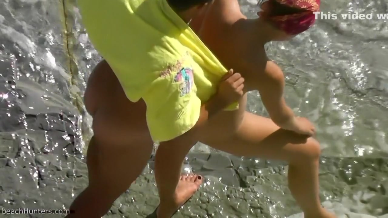 Horny Homemade movie with Beach, Nudism scenes