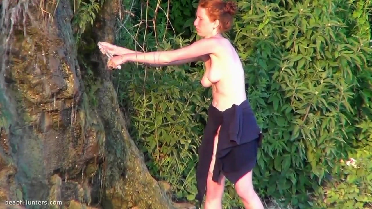 Exotic Homemade record with Nudism, Voyeur scenes