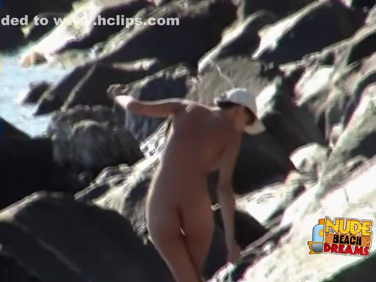 Fabulous Homemade video with Nudism, Beach scenes