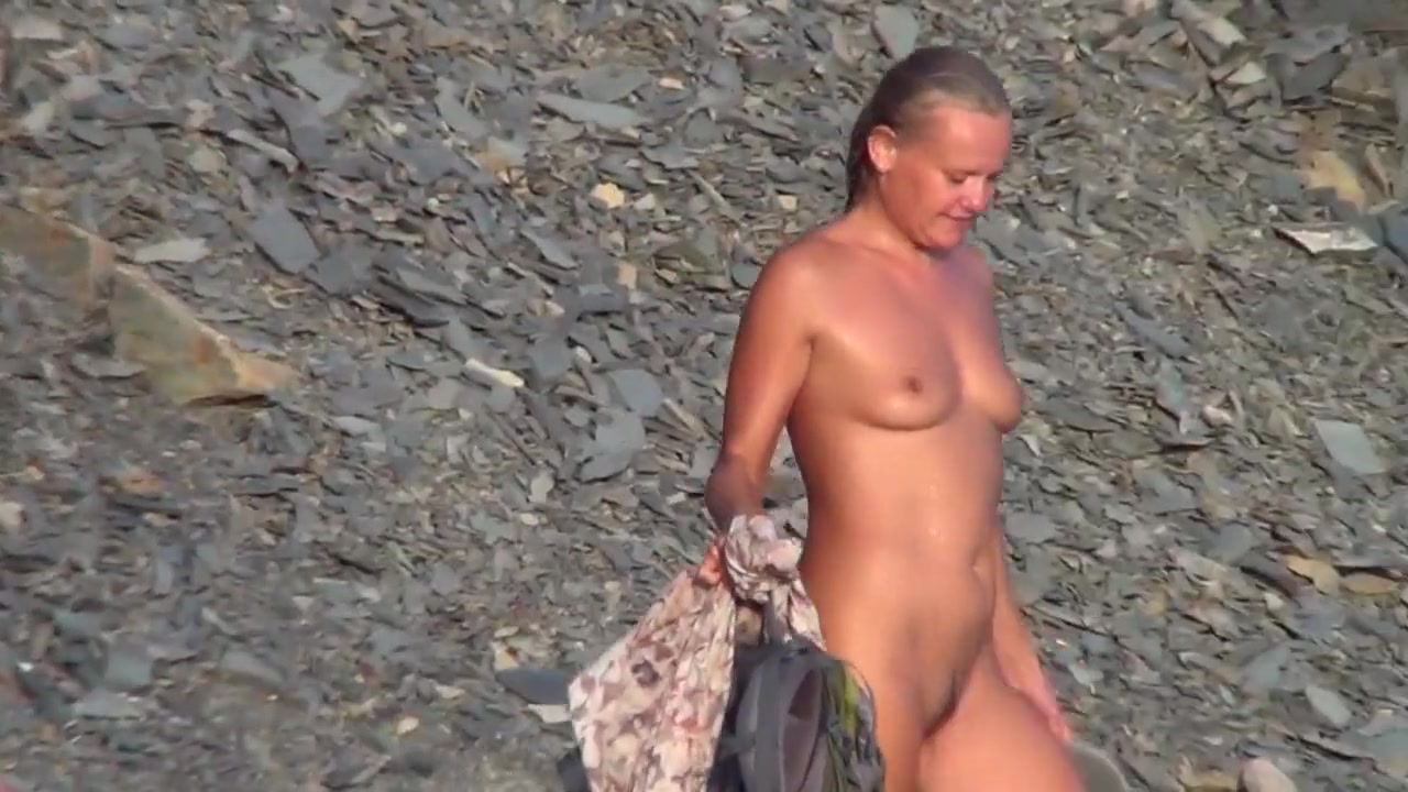 Amazing Homemade movie with Outdoor, Nudism scenes