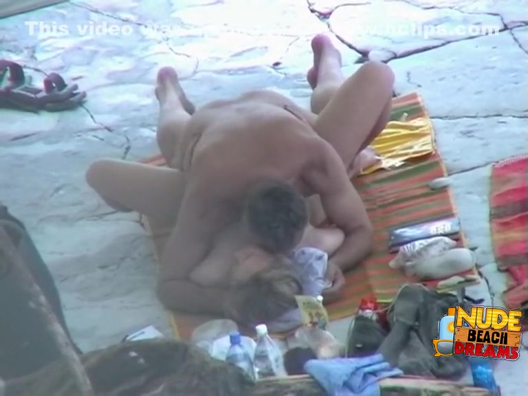 Hottest Amateur clip with Beach, Nudism scenes