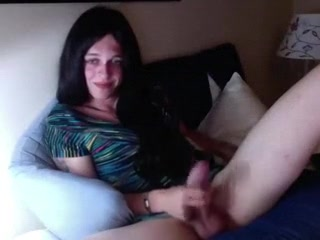 Amazing Homemade Shemale Recording With Masturbation, Brunette Scenes