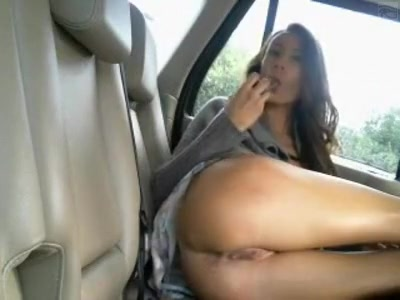 Incredible Amateur Movie With Brunette, Toy Scenes