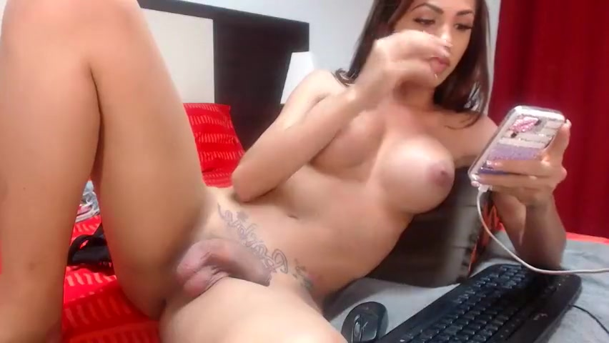 Incredible Amateur Shemale video with Big Dick, Big Tits scenes