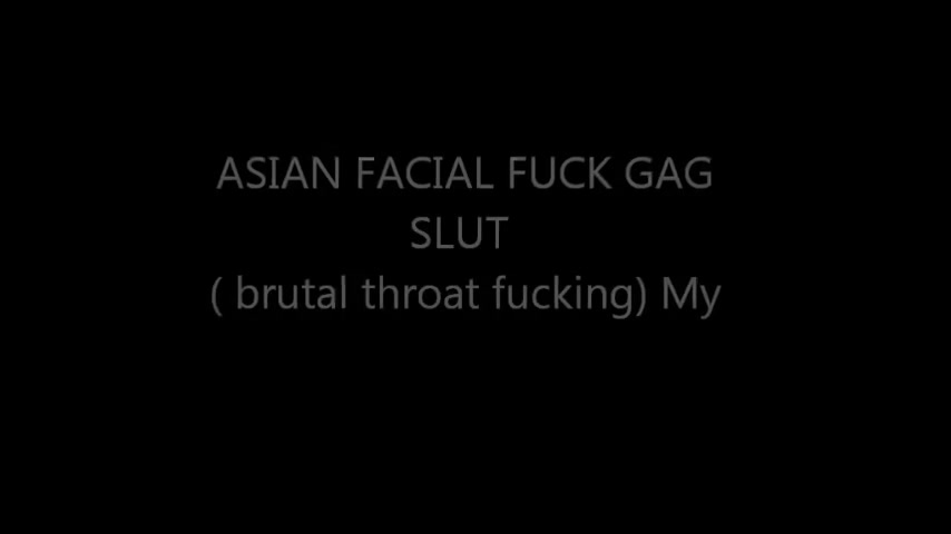 fucking asian face fucked by a sex tourist