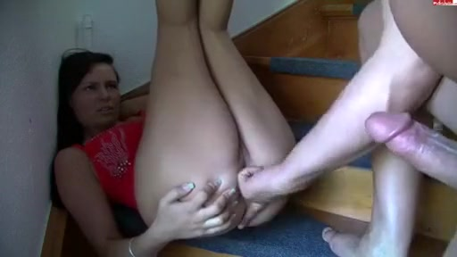 sexy mature brunette sucks big cock and loves pussy drilling