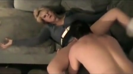 Blonde Rides Cock And Have Doggy Style Sex With Horny Guys