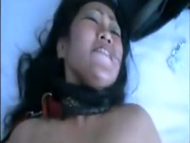Asian Bitch Gets Her Tight Wet Pussy Drilled Deeply