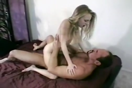 sexy blonde takes this hard cock up her juicy pussy and rides