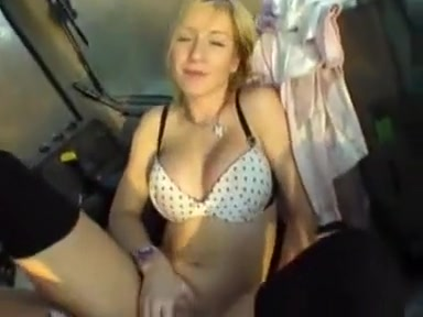 hot blonde with a sweet and perky body gets fucked on the movie