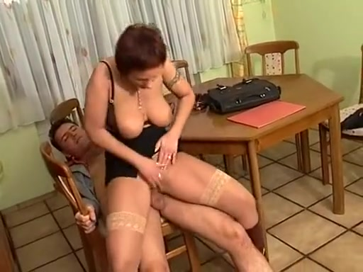 Great Homemade Video With Big Tits, Nylon Scenes