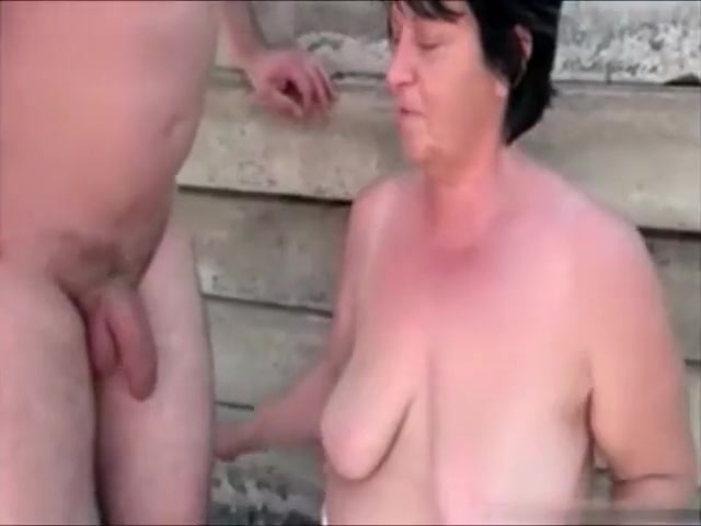 Incredible Homemade Video With Big Tits, Granny Scenes