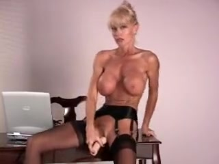 Fabulous Amateur Clip With Blonde Scenes, Big Tits
