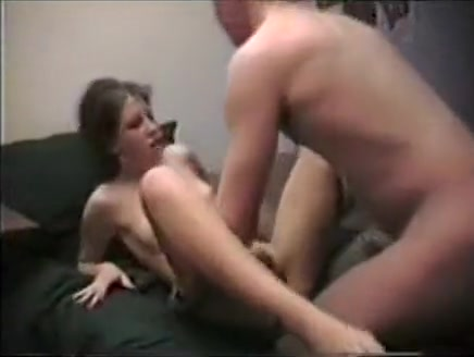 Fabulous Amateur Video With Small Tits, Cunnilingus Scenes