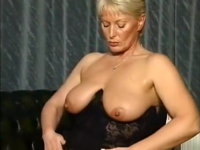 Fabulous Home Video With Blonde Solo Scenes