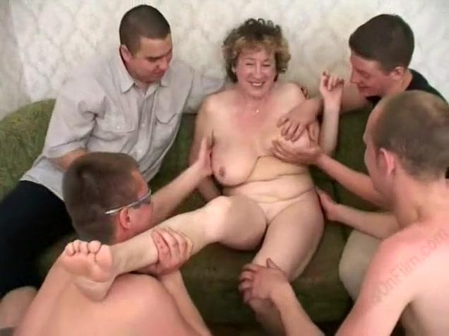 Incredible Homemade Video With Young / Old, Big Tits Scenes