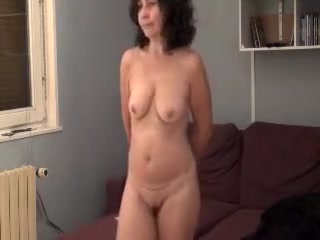 Fabulous Amateur Clip With Mature Scenes, Big Tits