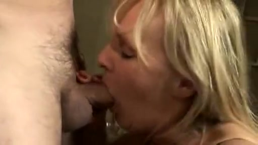 Crazy Homemade Video With Blowjob, Granny's Scenes