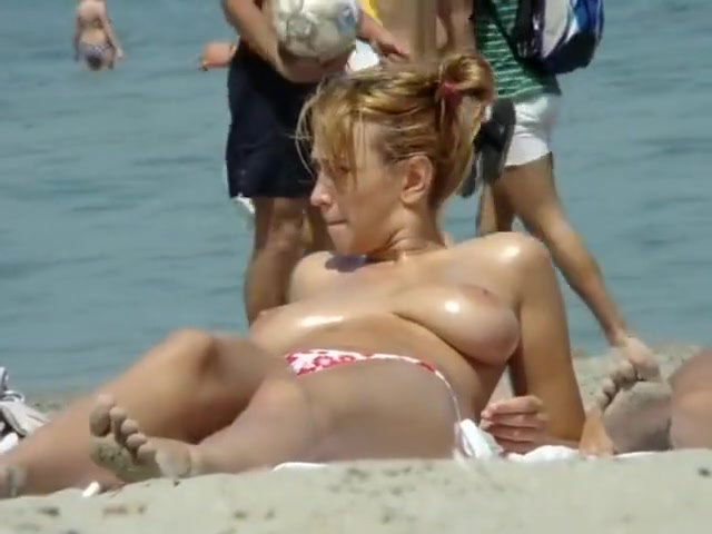 Fabulous Amateur Video With Softcore Scenes, Big Tits