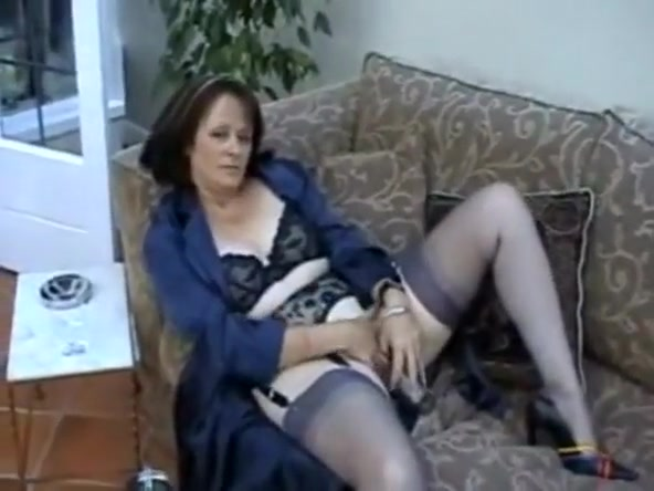 fabulous homemade disc with masturbation, scenes from stockings