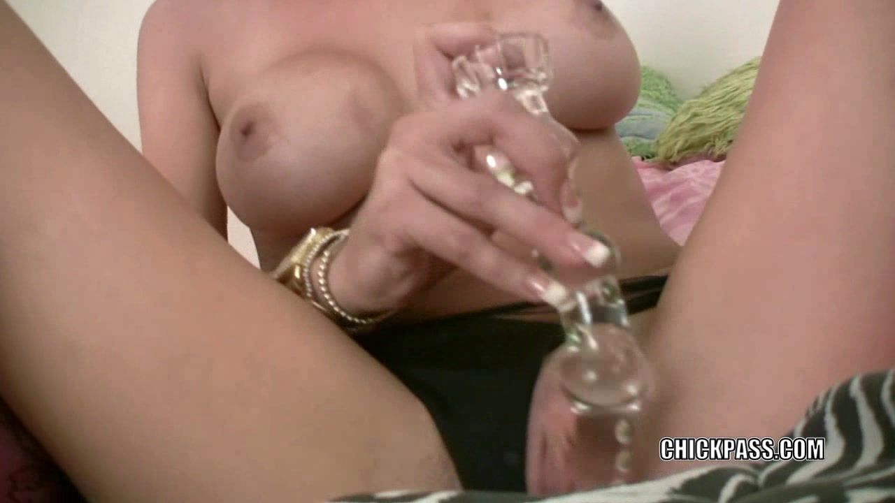 Blonde Mature I Would Like To Fuck Kali Kavalli Bangs Her Big Glass Sextoy