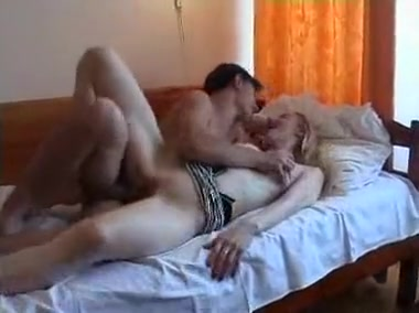 Horny Sex With Blond Stepsister