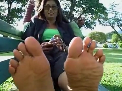 The Hottest Foot Fetish Amateur Porn Video