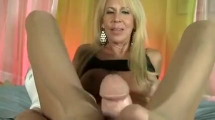 Crazy Amateur Blonde, Adult Scene Masturbation