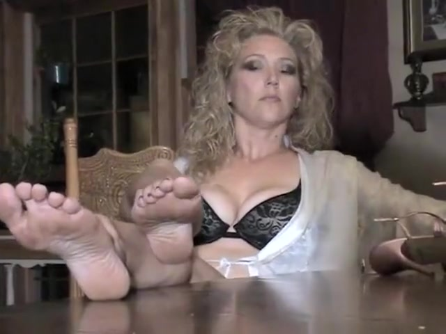 Best Homemade Mature, Foot Fetish Sex Clip