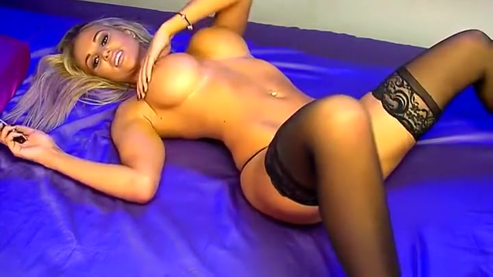 Fabulous Blonde Amateur, Big Tits Porn Video