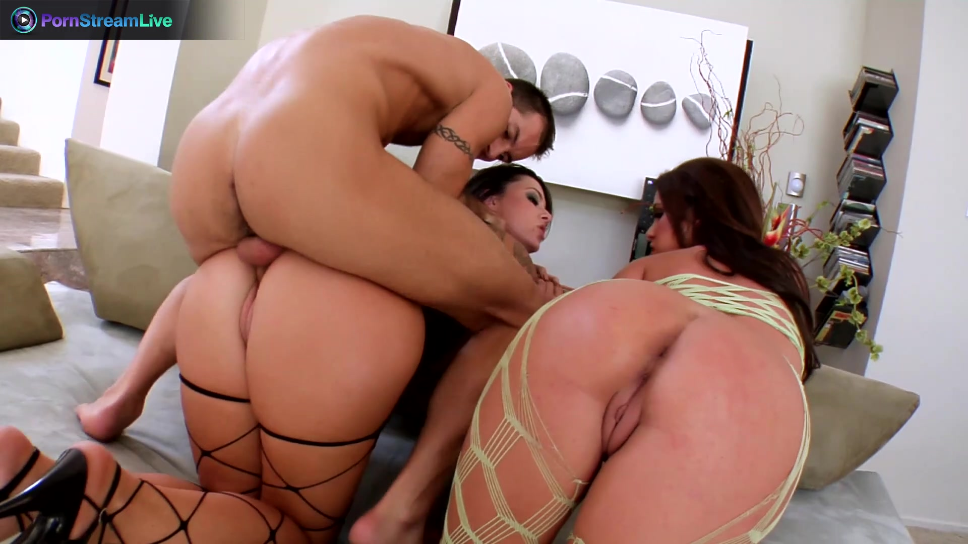 whitney stevens and chayse evans share a cock so they suck and fuck