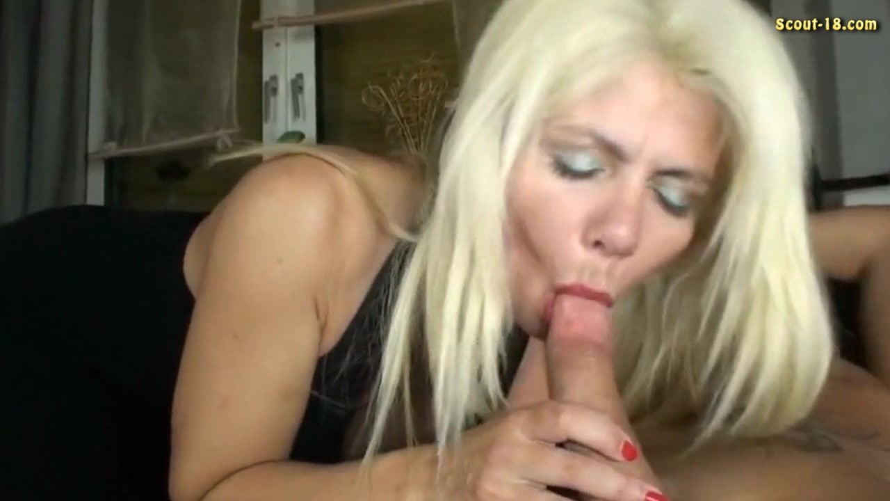 The German Milf Wants To Fuck Me - I Do Not Say No