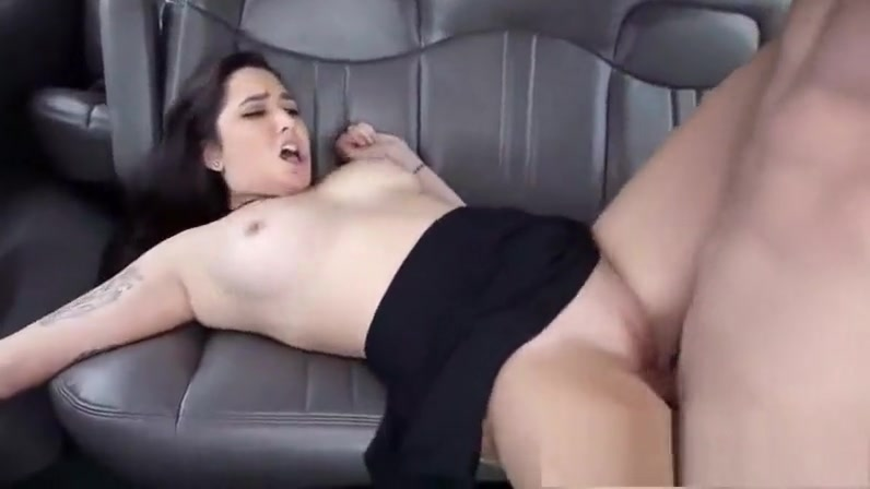 Karlee Gray Newbie Busty Earns Money And Sucked Cock In The Van