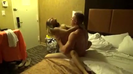 cuckold sexy woman fucking with young boyfriend in hotel room