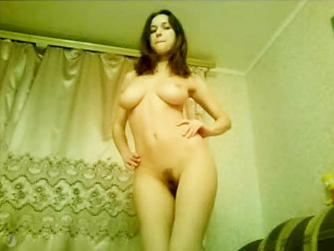 The Most Perfect Body Dances Naked