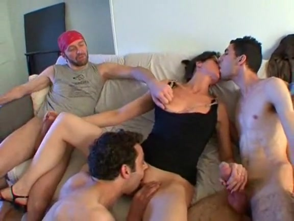 Fabulous Home Video With Group Sex, Milf Scenes