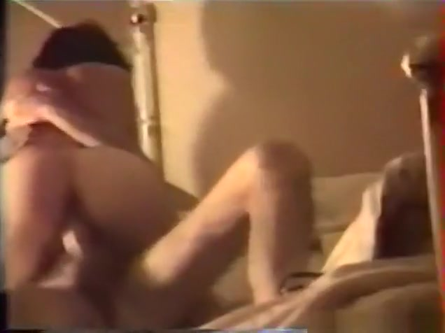 brunette girl with firm booty rides her man on the bed