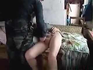 milf uses a tramp to satisfy his own sexual needs in cowgirl position