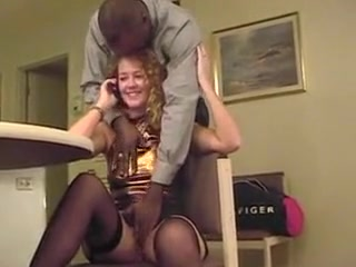 cougar milf with dark dude
