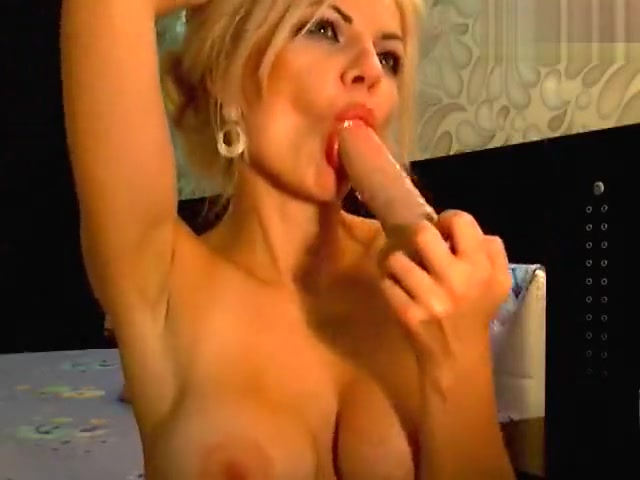 Sashkkka Fucks Herself With A Black Dildo