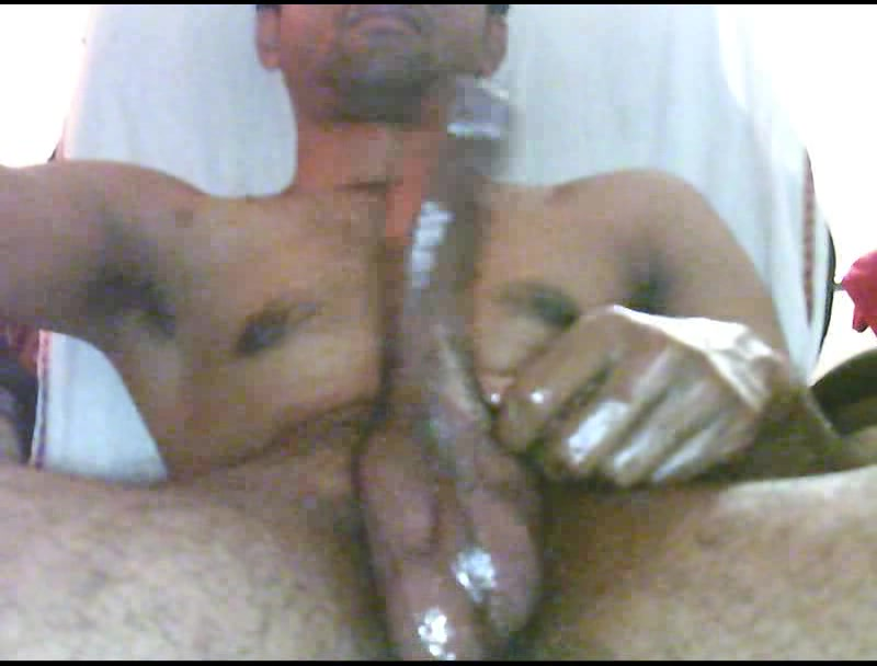 indian oiled cock massage mastarbate thick cumshot cum video