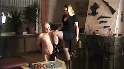 exotic amateur movie with blonde scenes, femdom