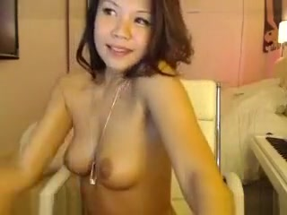 Amazing Webcam Video With Asian Scenes, Big Tits